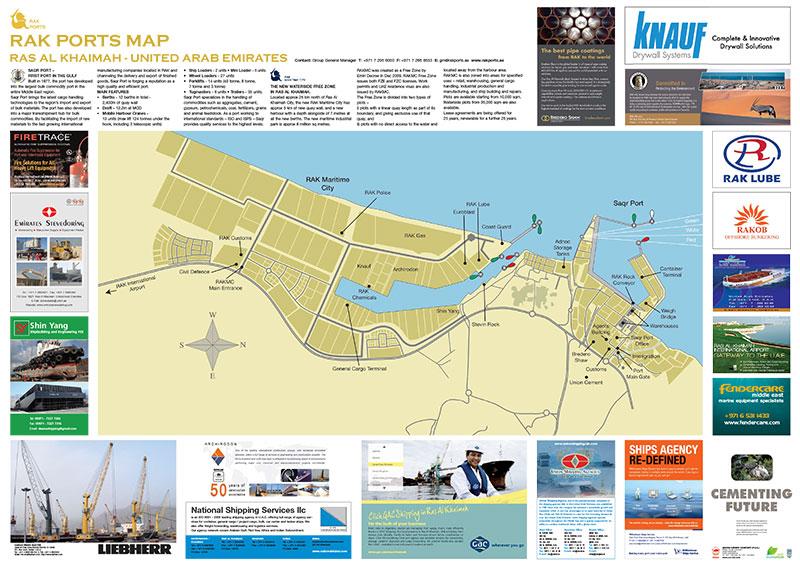RAK Port Map