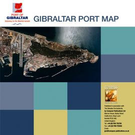 Gibraltar Port map