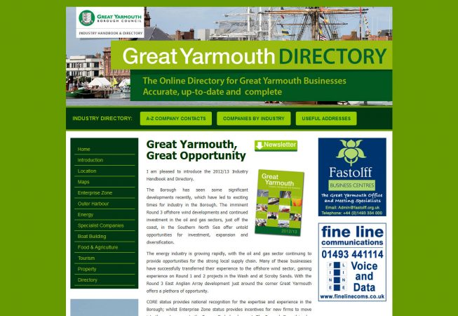 Great Yarmouth Bu