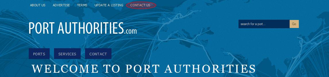 Contact Port Authorities