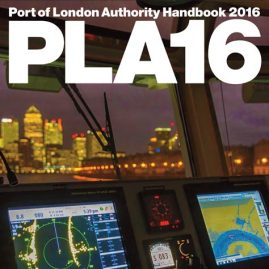 Port of London 2016 Handbook