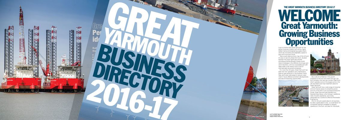 Great Yarmouth Business Directory 2017