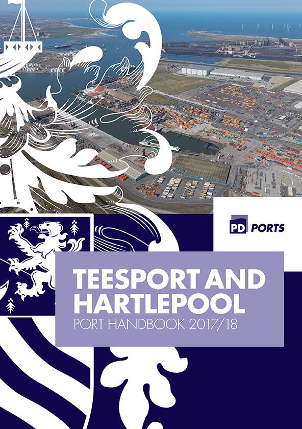 Teesport and Hartlepool Handbook